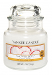 Yankee Candle - Mały słoik Snow in Love - 104g
