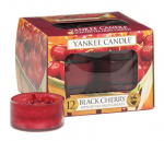 Yankee Candle - Tealight Black Cherry