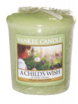 Yankee Candle - Sampler A Child's Wish - 49g