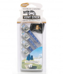 Yankee Candle – Car vent stick Clean Cotton – 4szt.