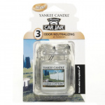 Yankee Candle – Car jar ultimate Clean Cotton – 1 szt.