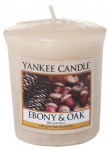 Yankee Candle - Sampler Ebony & Oak - 49g