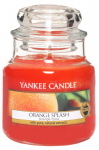 Yankee Candle - Mały słoik Orange Splash - 104g