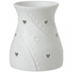 Yankee Candle – White Hearts – kominek do wosków – 1 szt.