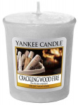 Yankee Candle - Sampler Crackling Wood Fire - 49g