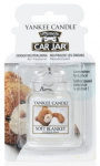 Yankee Candle - Car jar ultimate Soft Blanket - 1szt.