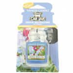 Yankee Candle – Car jar ultimate Garden Sweet Pea – 1 szt.