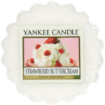 Yankee Candle - Wosk Strawberry Buttercream - 22g