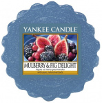 Yankee Candle - Wosk Mulberry & Fig Delight - 22g