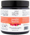 Your Natural Side - Peeling z pestek malin - 100g