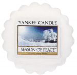 Yankee Candle - Wosk Season of Peace - 22g