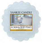 Yankee Candle - Wosk A Calm & Quiet Place - 22g