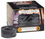 Yankee Candle – Tealight Black Coconut