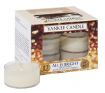 Yankee Candle - Tealight All is Bright