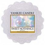 Yankee Candle - Wosk Sweet Nothings - 22g