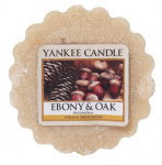Yankee Candle - Wosk Ebony & Oak - 22g