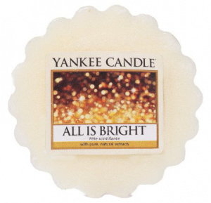 Yankee Candle - Wosk All is Bright - 22g
