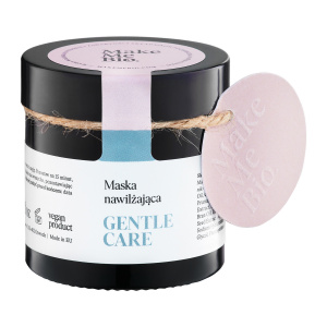 Make Me Bio - Maska nawilżająca Gentle Care - 60 ml
