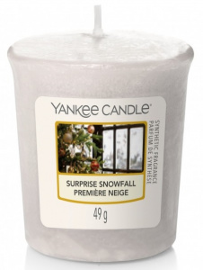 Yankee Candle - Sampler Surprise Snowfall - 49g