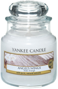 Yankee Candle - Mały słoik Angel's Wings - 104g
