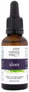 Your Natural Side - Serum Aloesowe - 30 ml
