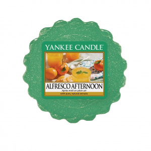 Yankee Candle - Wosk Alfresco Afternoon - 22g
