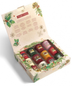Yankee Candle - Magical Christmas Morning Zestaw 12 samplerów