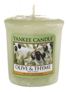 Yankee Candle - Sampler Olive & Thyme - 49g