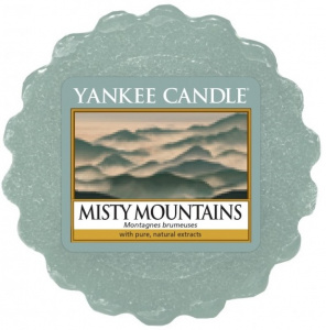 Yankee Candle - Wosk Misty Mountains - 22g