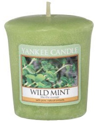 Yankee Candle - Sampler Wild Mint - 49g