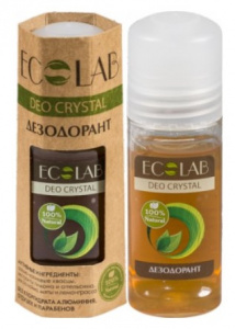 Eco Laboratorie - Dezodorant naturalny Antyperspirant - 50 ml