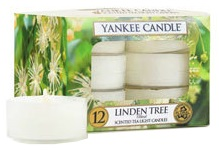 Yankee Candle - Tealight Linden Tree