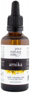 Your Natural Side - Olej (macerat) z Arniki - 50 ml