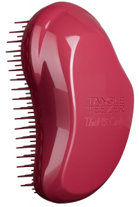 Tangle Teezer - Szczotka do włosów The Original Thick & Curly Dark Red