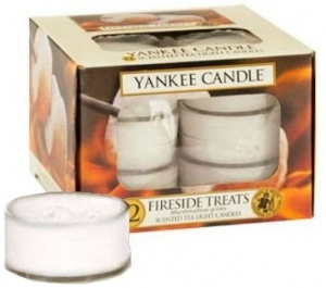 Yankee Candle – Tealight Fireside Treats
