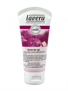 Lavera – Krem do rąk z dziką różą - 50 ml