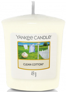 Yankee Candle – Sampler Clean Cotton – 49g