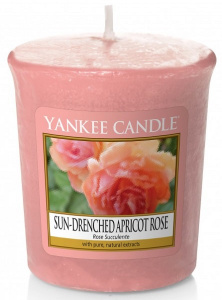 Yankee Candle - Sampler Sun-Drenched Apricot Rose - 49g