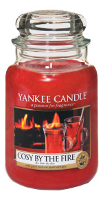 Yankee Candle - Duży słoik Cosy By The Fire - 623g
