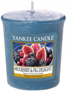 Yankee Candle - Sampler Mulberry & Fig Delight - 49g