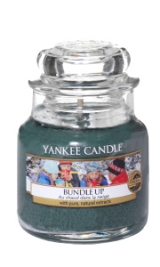 Yankee Candle - Mały słoik Bundle Up - 104g