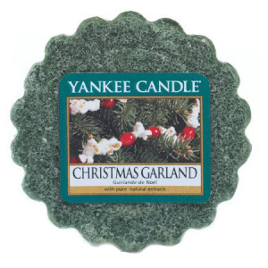 Yankee Candle - Wosk Christmas Garland - 22g