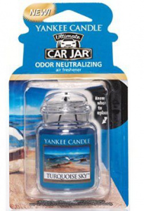 Yankee Candle - Car jar ultimate Turquoise Sky - 1 szt.