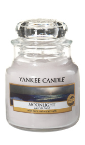 Yankee Candle - Mały słoik Moonlight - 104g