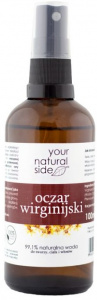 Your Natural Side - Woda kwiatowa Oczar Wirginijski- 100 ml