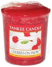Yankee Candle - Sampler Cherries on Snow - 49g