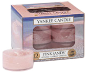 Yankee Candle - Tealight Pink Sands