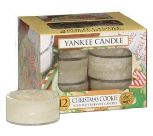 Yankee Candle - Tealight Christmas Cookie