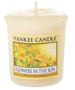 Yankee Candle - Sampler Flowers in the Sun - 49g