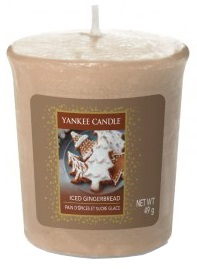Yankee Candle - Sampler Iced Gingerbread - 49g